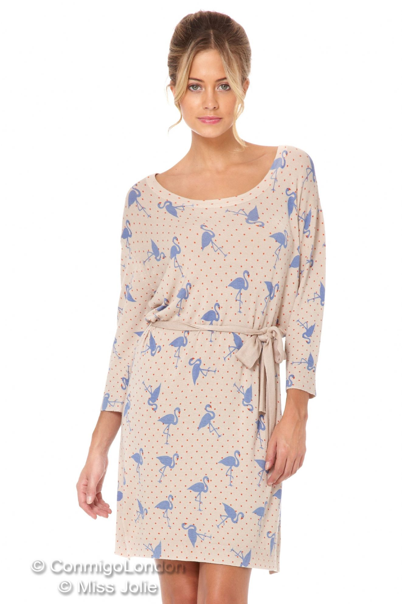 http://www.conmigolondon.co.uk/ekmps/shops/conmigo/images/miss-jolie-blue-flamingo-print-jersey-dress-beige-1287-p.jpg